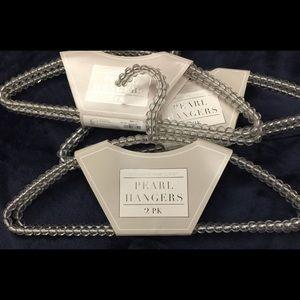 NWT, Pearl Hangers. 2 pack